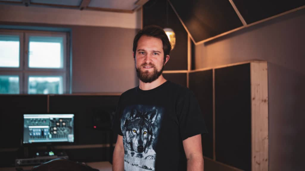 Mixing and Mastering Engineer Philip Röder