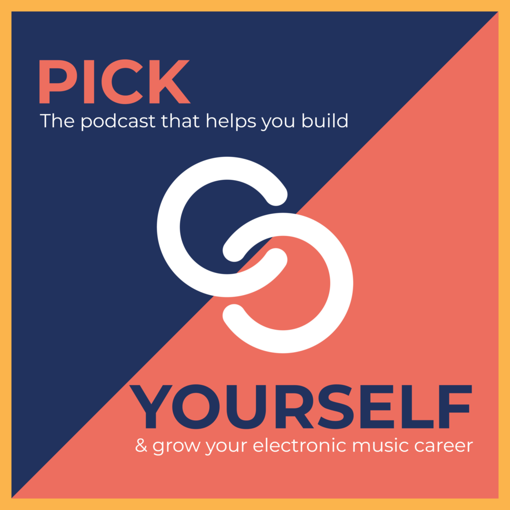 Pick Yourself Podcast Cover