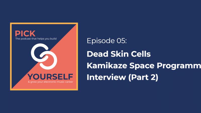 Dead Skin Cells – Kamikaze Space Programme Interview (Part 2)