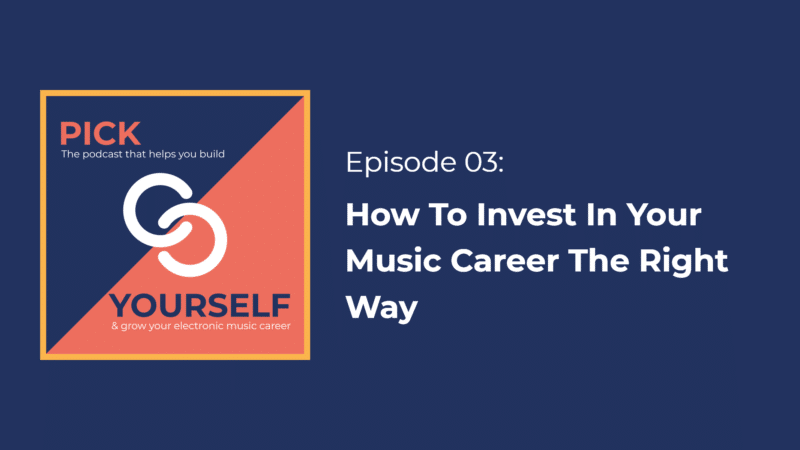 How To Invest In Your Music Career The Right Way
