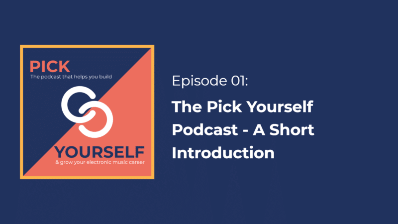 The Pick Yourself Podcast – A Short Introduction