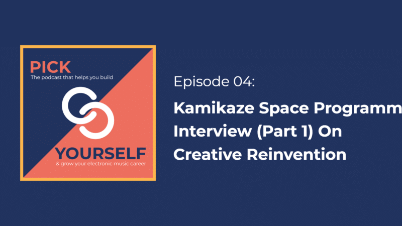 Kamikaze Space Programme Interview (Part 1) On Creative Reinvention