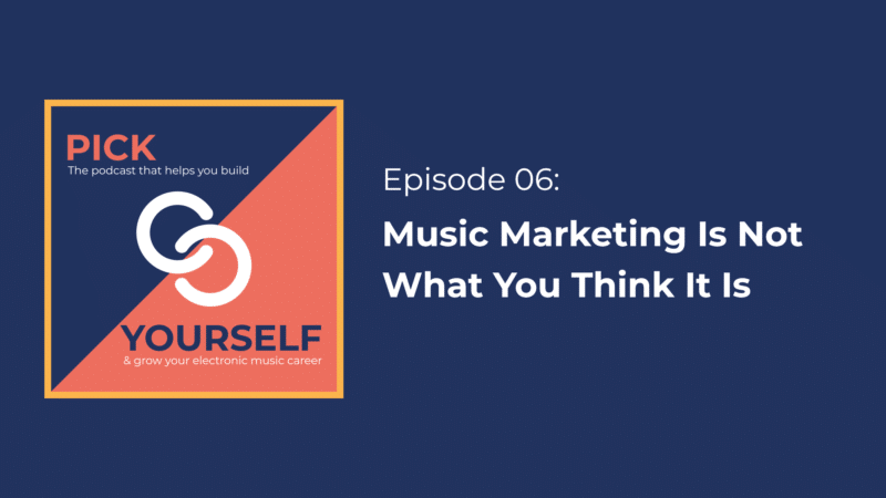 Music Marketing Is Not What You Think It Is